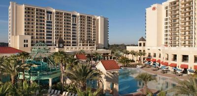 HILTON GRAND VACATIONS CLUB PARC SOLEIL HGVC 3400 POINTS TIMESHARE