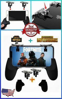 Fortnite PUBG Mobile Game Controller Trigger phone1Pair-1Gamepad Android ios