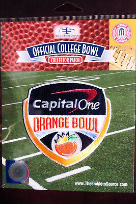 NCAA College Football Orange Bowl Patch 201415 Georgia Tech Mississippi State