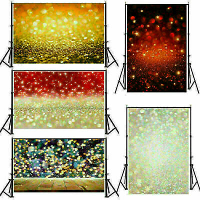 3x55x7ft Xmas Vinyl Backgrounds Christmas Tree Bell Gifts Photography Backdrops