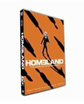 Homeland Season 7 DVD 2018 4-Disc Set Brand New Sealed