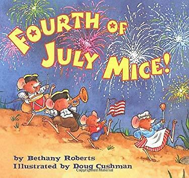 Fourth of July Mice by Roberts Bethany
