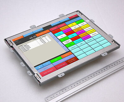 30CM 12 DISPLAY 800X600 TFT DISPLAY WITH 12 V PWRSUPPLY ALSO FOR PKW BOOT M71