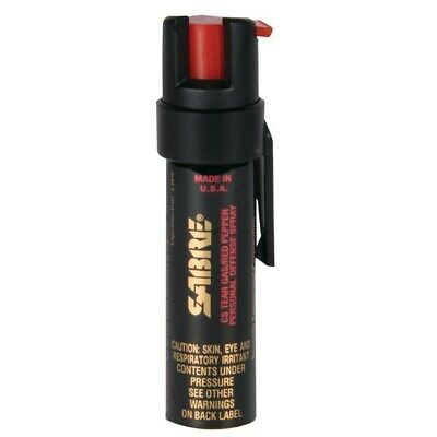 Sabre P-22 Red Mace Triple Action Bear Repellent Self Defense Pepper Spray