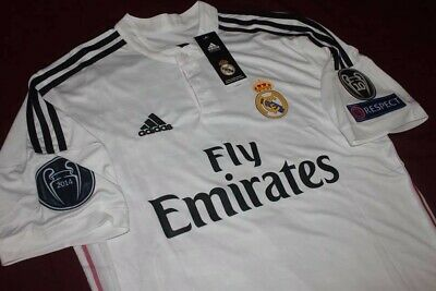 Real Madrid 201314 HOME Jersey Small