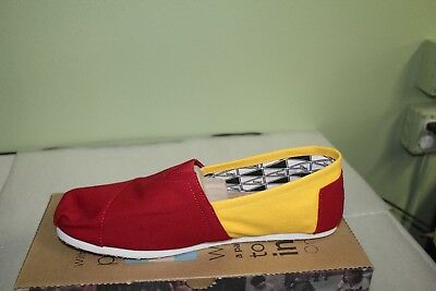 Toms Campus Classics USC Shoes Mens 10-5