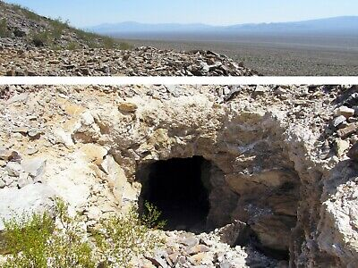 Nevada Gold Mine Lode Mining Claim Gold Center Copper Silver Adit Shaft Prospect