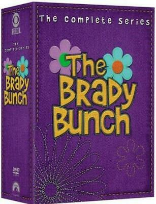 The Brady Bunch The Complete Series New DVD Boxed Set Full Frame Mono Sound