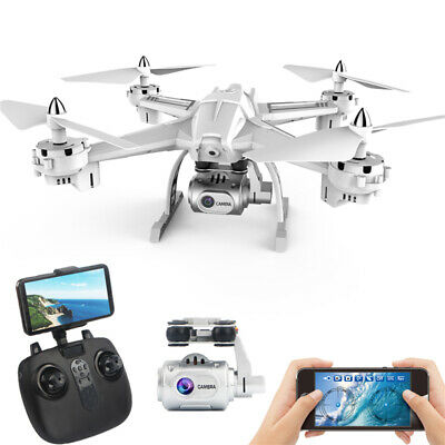 Global Drone S5 5-8G 1080P WiFi FPV Camera Quadcopter Dron Aircraft Hot