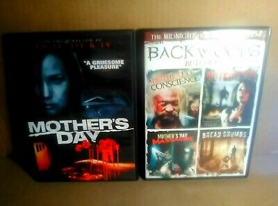 Mothers Day DVD Mothers Day Horror Collection 5 Movies Lot DVDs Backwoods Dead