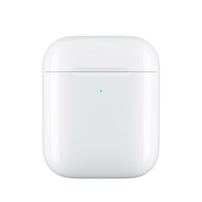 Apple AirPods Wireless Charging Case 2nd Gen ONLY No AirPod Earbuds