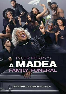 A Madea Family Funeral DVD 2019 - Brand New w FREE SHIPPING