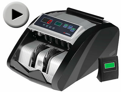 MONEY BILL CASH COUNTER BANK MACHINE CURRENCY COUNTING UV - MG COUNTERFEIT NEW