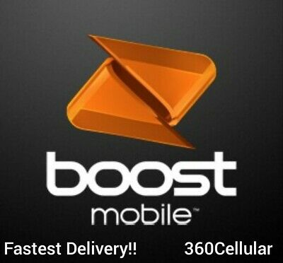 BOOST Prepaid Phone Numbers To  For PORT  BULK DISCOUNTSPLEASE USE SAME DAY