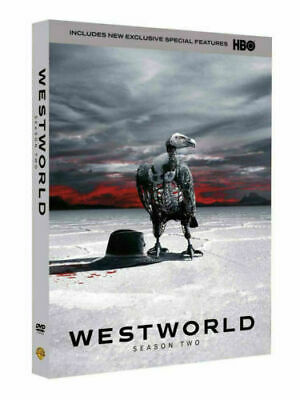 Westworld The Complete First Season DVD - DVD