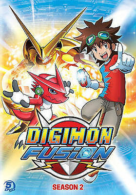 Digimon Fusion Season 2 - DVD