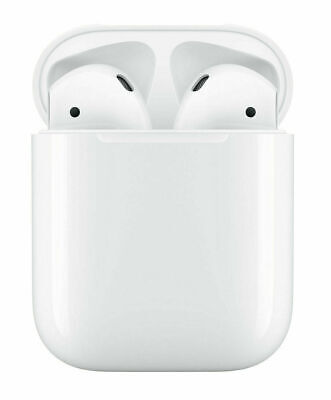 Apple AirPods 2nd Generation with Charging Case Latest Model 2019- New Sealed
