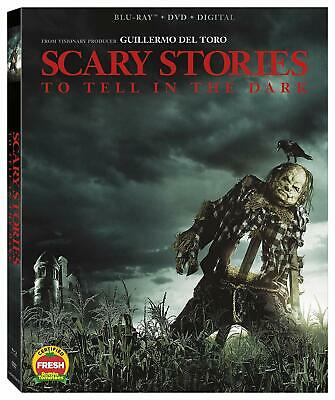 Scary Stories to Tell in the Dark Blu-ray Disc 2019 - Please Read