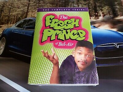 The Fresh Prince of Bel-Air The Complete Series DVD 2017 22-Disc Set