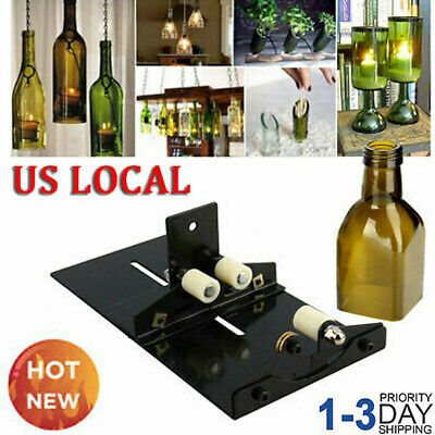 1 PCS Glass Bottle Cutter Terrarium Tool Kit Recycle Craft Glass Cutting Machine