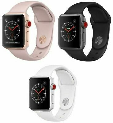 Apple Watch Series 3 - 38MM  42MM   GPS  Cellular - All Sizes and Colors