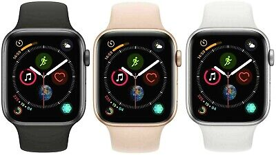 Apple Watch Series 4  40MM 44MM  GPS  Cellular Smart Watch - All Colors