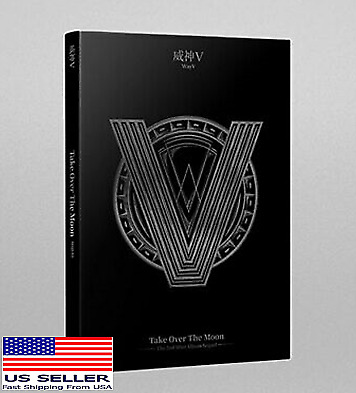 US SHIPPING WayV-2nd mini album Take Over The Moon - Sequel KpopMusicDepot