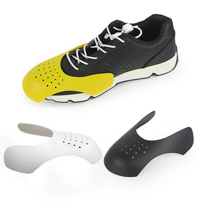 1 Pair Shield Support Anti Wrinkled Crease Sneaker Shoes Toe Cap Protector