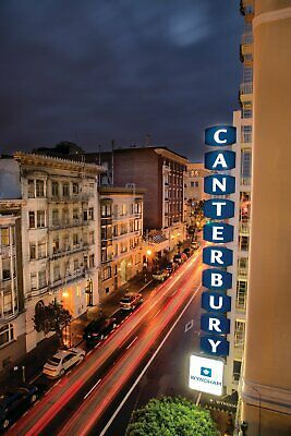 Wyndham Caterbury at San Francisco 1000000 Annual points