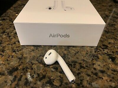 Apple AirPods 2nd Gen -  Left or Right or Charging Case with cable - You Pick