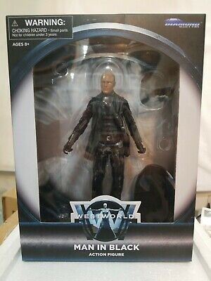 Westworld MAN IN BLACK 6-5 Action Figure 2019 Diamond Select