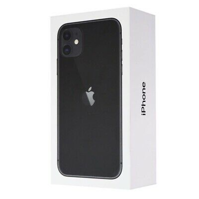 iPhone 11 Black 128 GB box Only- No Phone