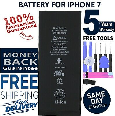 iphone 7 Battery For iPhone 7 1960mAh internal Replacement oem - Adhesive Tape