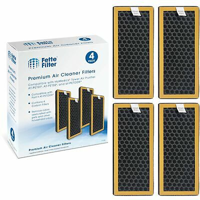 Activated Carbon Filter Compatible with HoMedics TotalClean PetPlus-