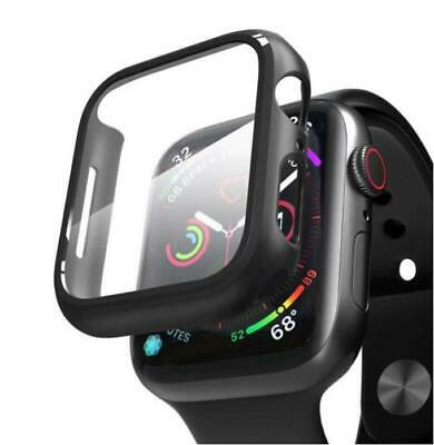 For iWatch Apple Watch Series 5 4 3 2 1 Hybrid Protective Case Full Cover Screen