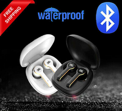 Wireless JBL Headphones Bluetooth Earbuds TWS Headset For iPhone Android Samsung