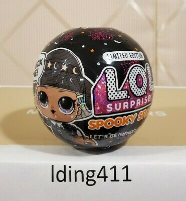 New 2020 Lol Surprise Halloween Spooky Sparkle Witchay Babay Sealed ShipToday