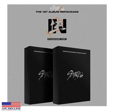 US SHIPPING Stray Kids-IN生 IN LIFE Repackage Standard KpopMusicDepot