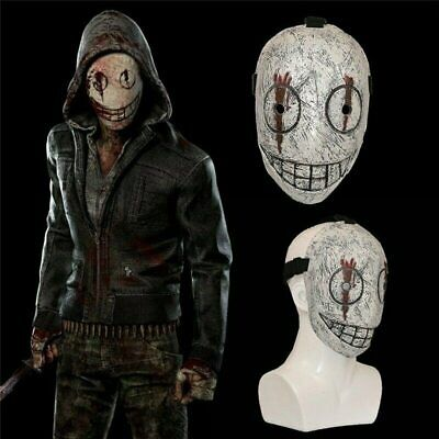 Dead by Daylight Legion Frank Cosplay Mask Pullover Props Scary Smile Halloween