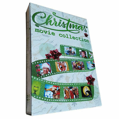 24 Movie A Christmas Collection Set 12-Discs DVD Gift