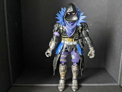 Fortnite Legendary Series Raven Action Figure 3-75 loose no accessories