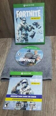 Fortnite Deep Freeze Bundle by Warner Bros Game for Xbox One