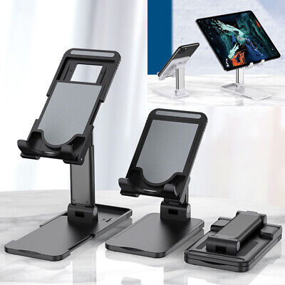 Cell Phone Tablet Switch Stand Desk Table Holder Cradle Dock for iPhone Samsung