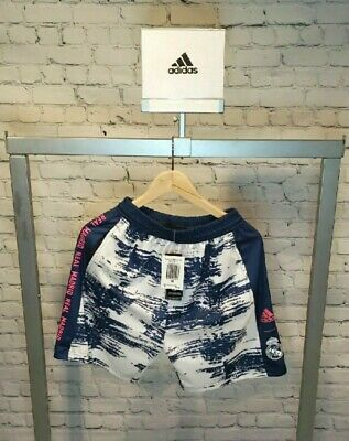REAL MADRID PRE MATCH SHORTS