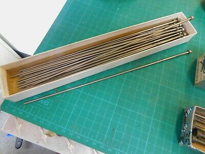 24 New National 332 -005 x 10-0 Oversize Injection Mold Ejector Pins