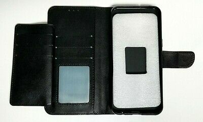 Metropcs LG K51 Phone Case Flip Leather Wallet Card Slots Holder Stand Cover