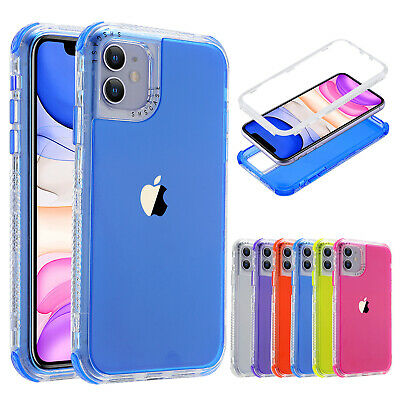 Case For Apple iPhone 12 Pro Max 12Mini 11 8 7 6s Shockproof Hybrid Bumper Cover