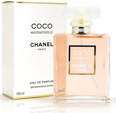 CHANEL COCO MADEMOISELLE 3-4 oz   100 mL Perfume New In Box - Sealed