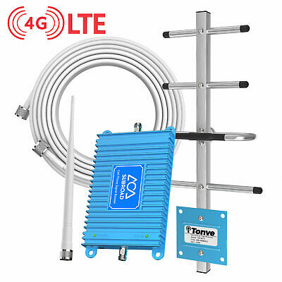 Cell Phone Signal Booster Home ATT 700MHz 4G LTE T-mobile Band 1217 Antenna Kit