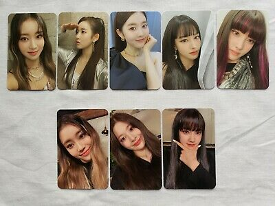StayC Star To A Young Culture Album & MMT Official Photocards (US Seller)